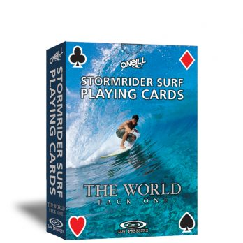 Stormrider Surf Playing Cards