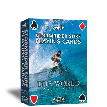 Stormrider Surf Playing Cards
