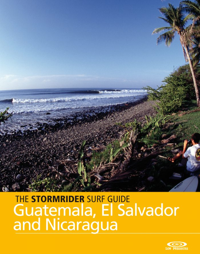 Guat, El Sal, Nic Cover Art