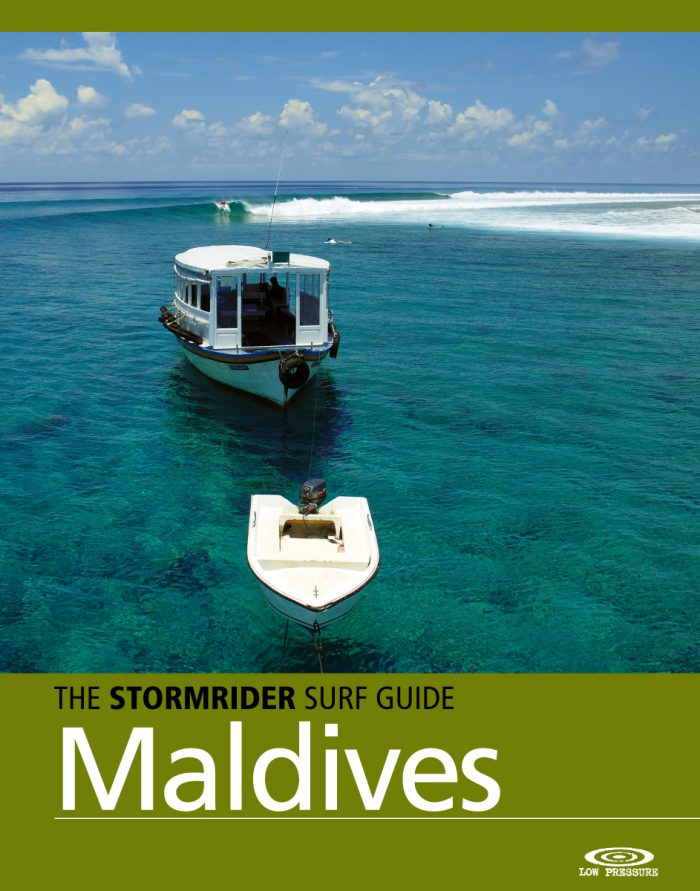 Maldives Cover Art