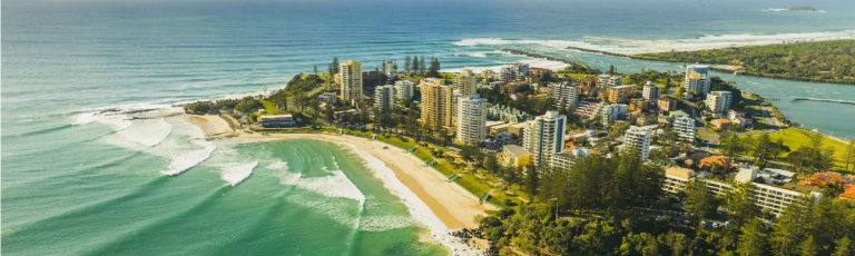 The Gold Coast, Queensland, Australia