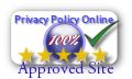 privacy policy approved