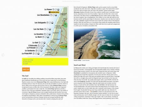 The World Stormrider Surf Guide iBook